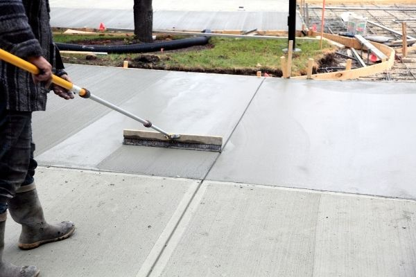 stamped concrete Albany
